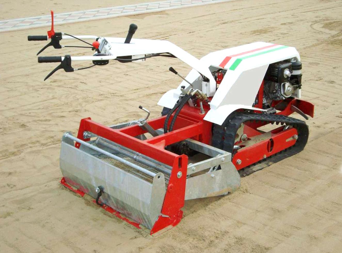 Limpiador de playas BZS90 Windland